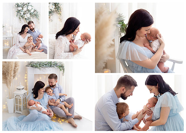 Galeria sesje noworodkowe - Fotografia Asia Wasilewska